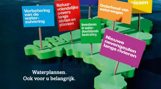 waterplannen