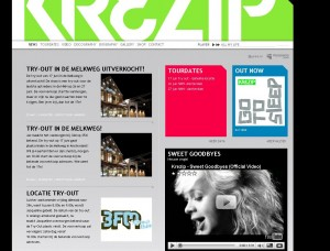krezip-website