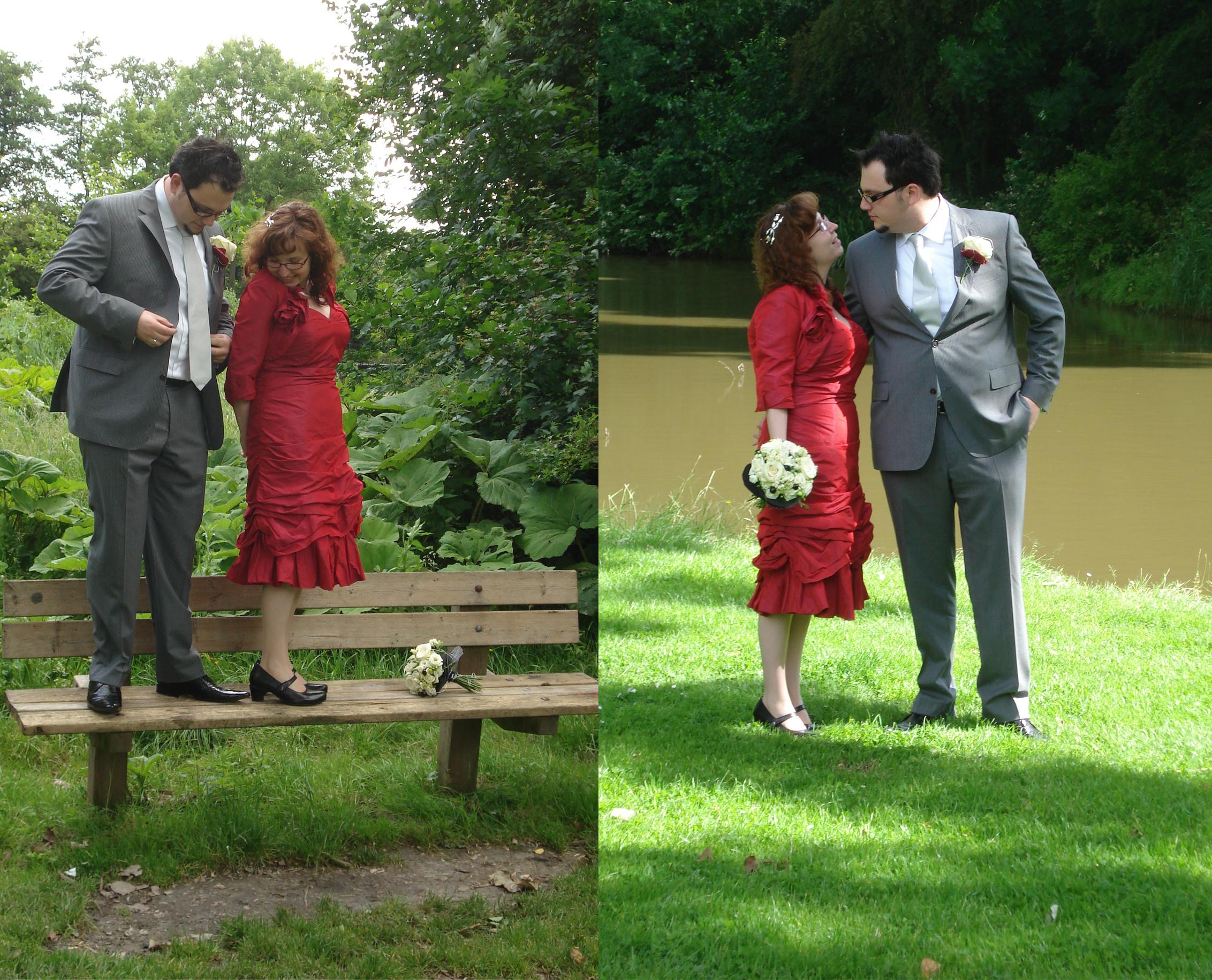 trouwen-collage