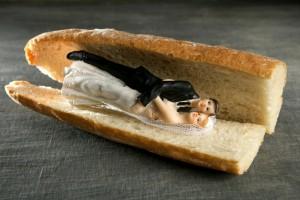 bridalbread, wittebroodsweken, broodje