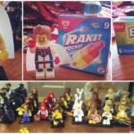 Lego minifigs verzamelen