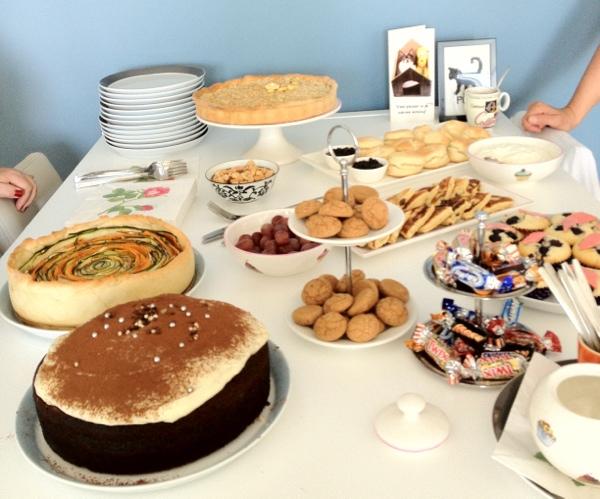 Taartenfeest op onze high tea | Lings.nl