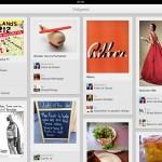 Pinterest eindelijk als iPad app