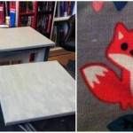 We gaan een vosje schilderen