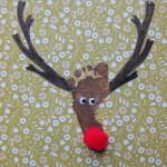 Het pootje van Rudolph