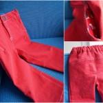 Rood broekje